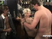 Perverts in the bar