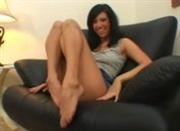 Roxy DeVille In Barefoot Maniacs