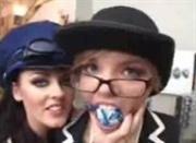 Slutty Lesbian Cop
