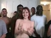 Redhead Beth In An Orgy - COHF