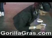 Black Girls Scared By Semen Spray