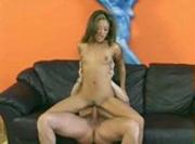 Kaylani Lei Rides Cock