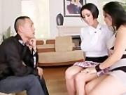 AMWF Dylan Ryder interracial with Asian guy