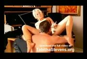 Tabitha Stevens fucks her boss