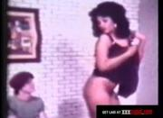 Vanessa Del Rio show us how it was done to fuck back in the days