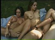 Orgy in Park