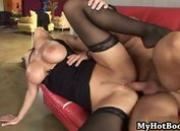 Kayla Cam is a big titted MILF who has a tattoo on