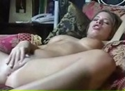 Teen Haley Paige Masturbating