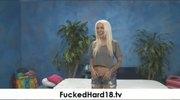 Sexy Slut Fucked after Massage