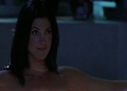 Stargate Universe's Julia Benson naked