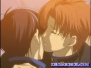 Anime gay hot sex fun at first time