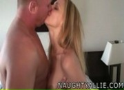 Amateur Naughty Allie