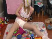 AdultBaby Janessa Jordan diapered