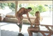 Transsexual Penetrator, Scene 4 (Marcia gets ass ravaged by Giovanni)