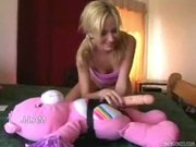 Care bear is Fucked By Hottie!