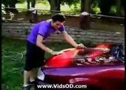 Car Wash Blow Job