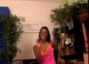 Ebony Slut Toys With Her Pussy And Takes In Cock(1).wmv