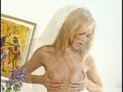 Crystal Klein Masturbates