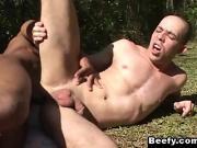 Bonking Gay Beefy Ass and Facial