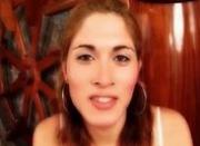 Luscious latina tranny fucked bareback