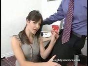 Bobbi Starr is a hot secretary at her job