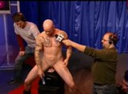 Stern on Demand - Buck Angel Rides The Sybian