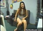 Mariko is an Asian teen who could possibly be your