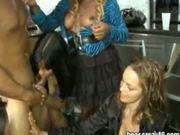 Babes Sucking Dicks at Party
