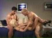 Cindy Crawford Threesome