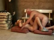 Mature Men With Younger Girls - Scene 1 - Asses Up