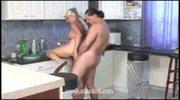 Purer Sex Die Sammlung 11 Kitchen Granny