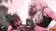 Monica Mayhem & Charlie Laine - Bad Ass Biker Girls - Scene1