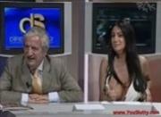 Nip Slip TV Marika Fruscio