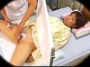Manhandled during a medical exam