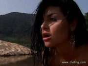 Tamiry Chiavari Fuck Stud On A Sandy Beach