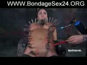 hot girl with big boobs Trina Michaels in hard bondage 3
