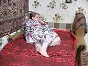 Russian Granny Needs Big Young Stud