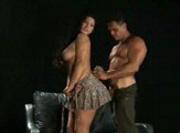 Sexy Bruna Ferraz - Nice Fuck Scene