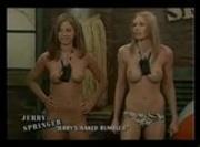 Next Door Nikki - Topless On Jerry Springer PPV