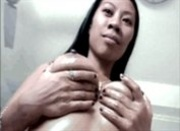 Hot Filipina Sucks White Cock