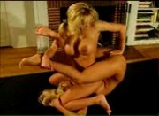 tanya danielle vs blonde catfight