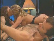 Chloe and Sindee Coxx in a threesome