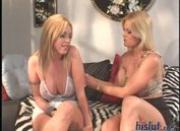 Brittney is a horny MILF