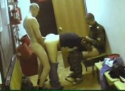Russian Soldiers Fuck Prostitute