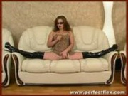Contortionist - Leatherboots anal play