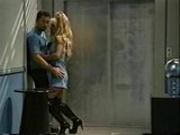 Jill Kelly - Elevator fuck