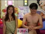 Zotto TV - Haejin Tall Girl Korean Threesome