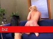 Asia - Blonde lesbian girl fucking toys pt5