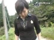 Japanese Spanking Scene