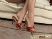Simony Diamond - Footsie Babes